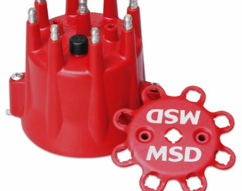 MSD Extra Duty Distributor Caps 8433