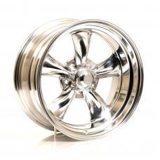 American Racing VN515 Polished Torq-Thrust II One-Piece Wheels 17x8 VN5157865