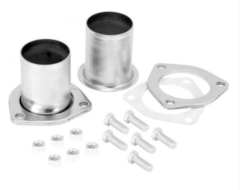Spectre Performance 4641, Spectre Performance Header Reducers, 3 Bolt Flanged, 3 Inch To 2-1/2 Inch