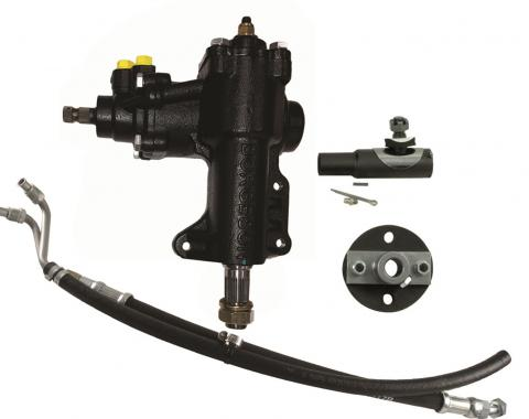 Borgeson Power Steering Conversion Kit. Box 999053