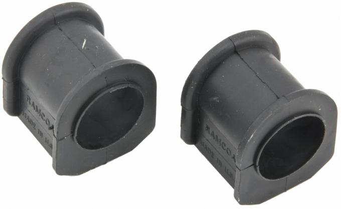 Moog Chassis K80097, Stabilizer Bar Mount Bushing, Problem Solver, OE Replacement, With Split Design Bushing For Easier Installation