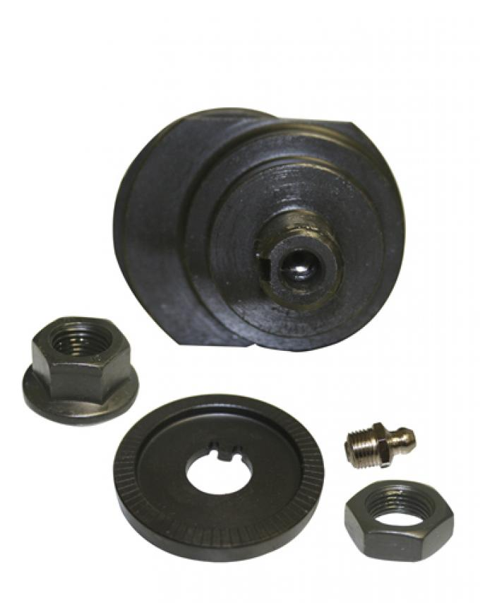 Moog Chassis K100116, Ball Joint, Problem Solver, OE Replacement, Adjustment Range + Or - 3 Degrees
