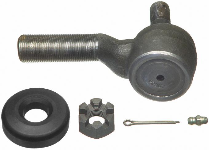 Moog Chassis ES449L, Tie Rod End, Problem Solver, OE Replacement, With Greasable Socket Design To Reduce Corrosion And Wear