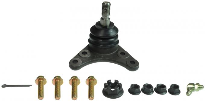Moog Chassis K80764, Ball Joint, Problem Solver, OE Replacement, With Powdered-Metal Gusher Bearing To Allow Grease To Penetrate Bearing Surfaces