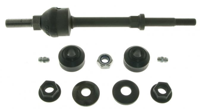 Moog Chassis K80821, Stabilizer Bar Link Kit, Problem Solver, OE Replacement, With Powdered-Metal Gusher Bearing To Allow Grease To Penetrate Bearing Surfaces
