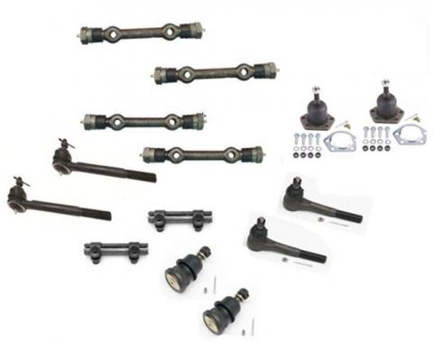 Chevy Or GMC Truck Front End Suspension Rebuild Kit, Basic,2WD, 1973-1987