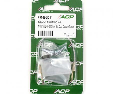ACP Glove Box Door Cable FM-BG011