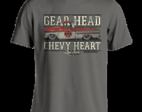 Laid Back Gear Head 55 Truck-Men's Chill T-Shirt