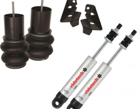 Ridetech Front CoolRide kit for 88-98 C1500 (For use with StrongArms) 11370910