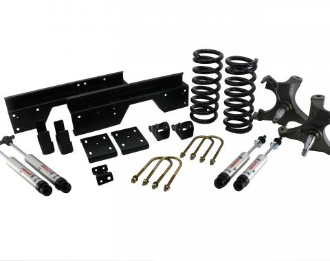 Ridetech 1988-1998 C1500 StreetGRIP Suspension System 11370110