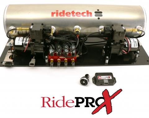 Ridetech 5 Gallon AirPod with RidePro-X Control System 30414100
