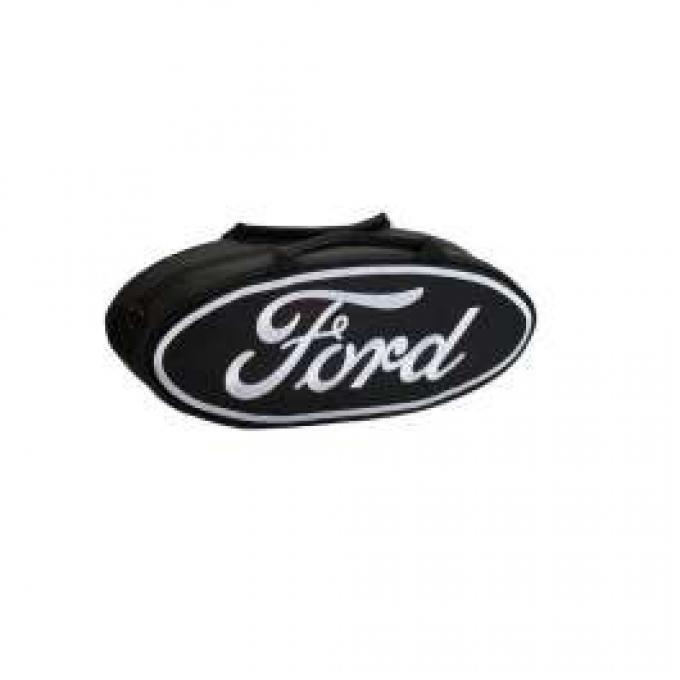 GoBox - Canvas - Black Nylon/Polyester With A White Ford Logo