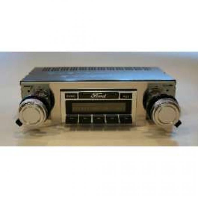 Torino/Ranchero Stereo Radio,AM/FM,USA 230,Custom Autosound,1970-1971