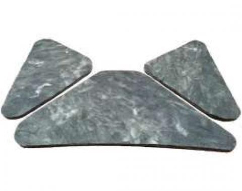 Hood Insulation Pad Set - 3 Pieces