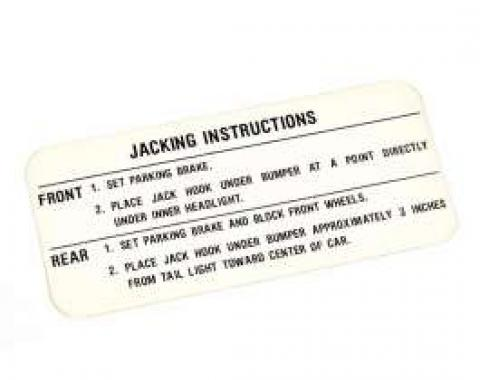 Jack Base Decal