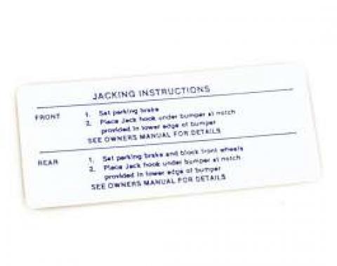 Jack Hook Decal