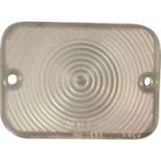 Parking Light Lens - Plastic - Clear