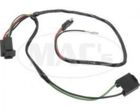 65-66 Galaxie, 67-68 Fairlane Ranchero Headlight Socket Wiring