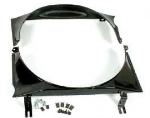 Fan Shroud - 2 Piece Fiberglass - 292, 352, 390 and 406 - With Heavy Duty Cooling Or Air Conditioning