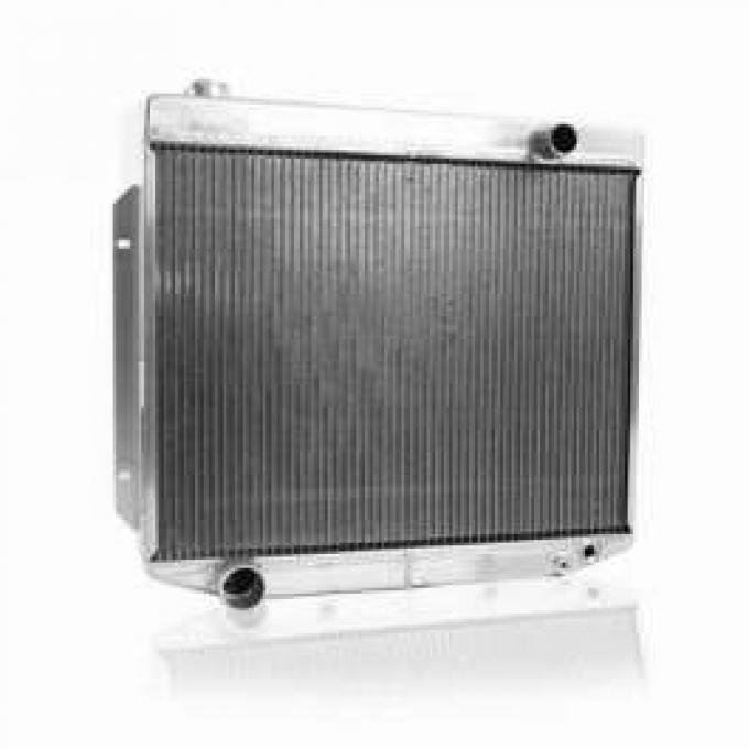Griffin Aluminum Radiator for Manual 1957-59 Ford