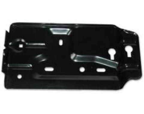 Battery Tray - 6-1/2 X 10-1/2 - Bottom Clamp Type - For 24 Series Batteries