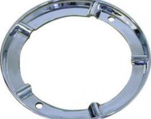 Daniel Carpenter Dome Light Bezel - Chrome Plated Plastic C0AF-13788