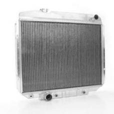 1965-66 FULL SIZE FORD GRIFFIN ALUMINUM RADIATOR, V8 WITH AUTOMATIC TRANSMISSION