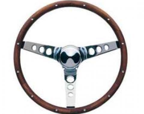 Grant Steering Wheel 15 Wood 3 Spoke