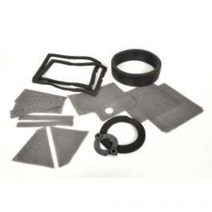 Heater Foam Seal Kit - 14 Pieces