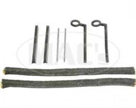 Rear Main Seal Set - Rope Type