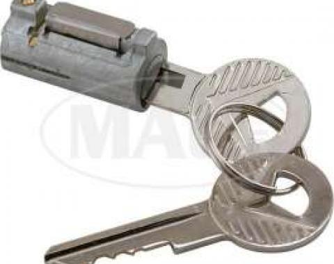 Trunk Lock Cylinder With Keys