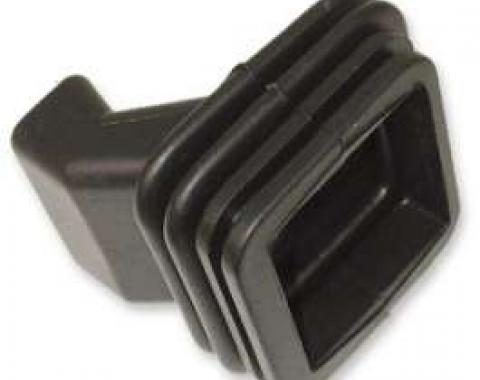Clutch Fork Dust Boot - 6 Cylinder and V8 With 3.03 Design Ford 3-Speed Or Warner 4-Speed