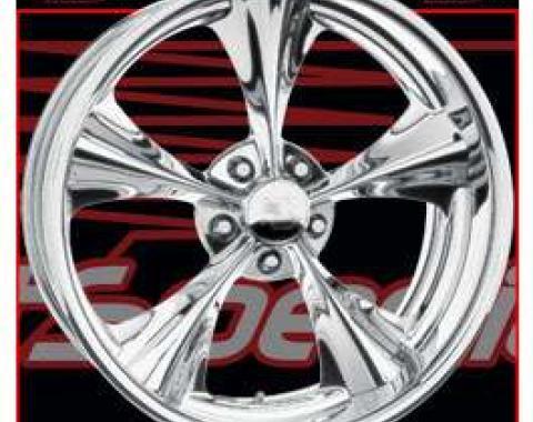 Legends Dagger Billet Wheel 18 X 8