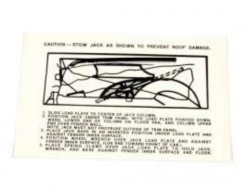 Jack Decal - Jack Instructions