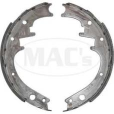 Brake Shoe Set - Rear - 10 x 1 3/4