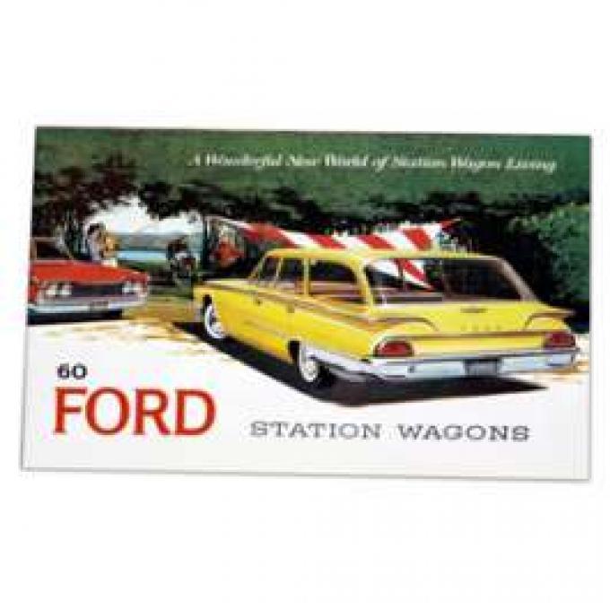 Sales Brochure - Foldout Type