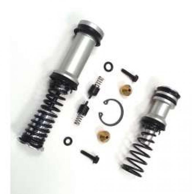 Master Cylinder Rebuild Kit - For Manual Drum - 1 Bore