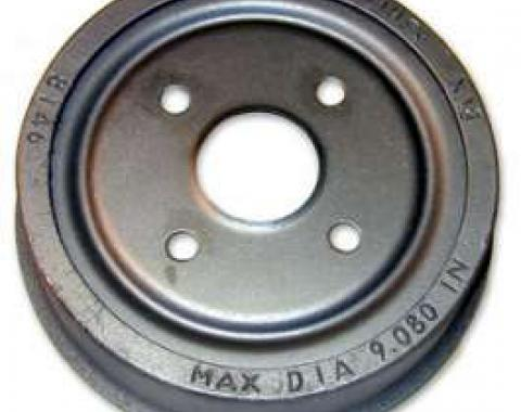 """Ford-Mercury Including Galaxie 11-1/32"""" Front Or Rear Brake Drum"""