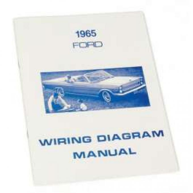Wiring Diagram Manual - 28 Pages