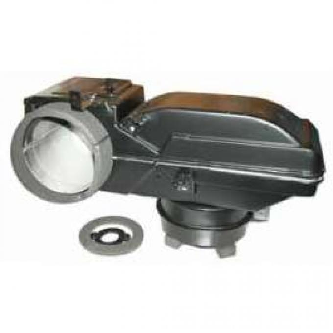 Heater Box - For 2 Speed Heater Motor