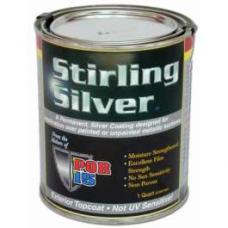 POR-15 Rust Preventive Paint - Silver - 1 Quart