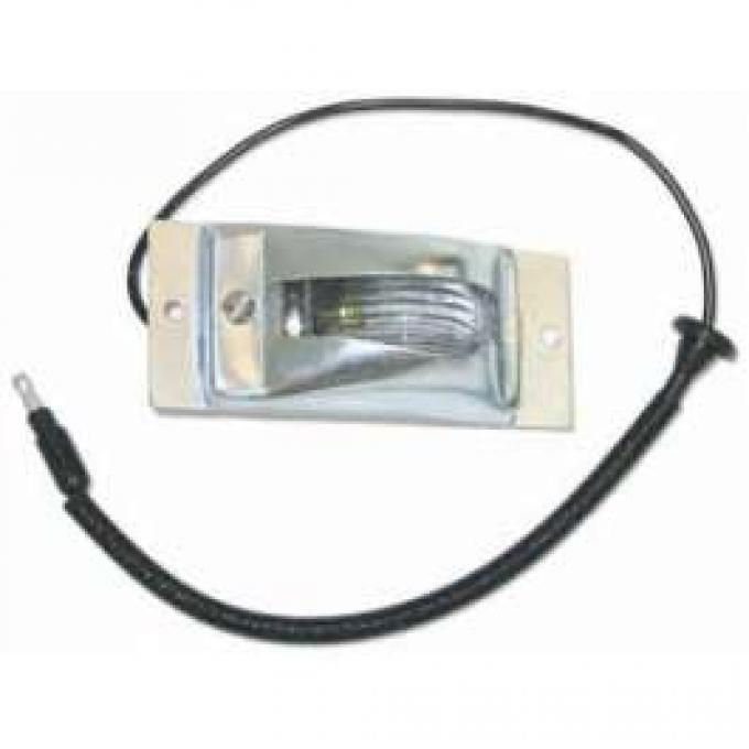 License Plate Light Assembly