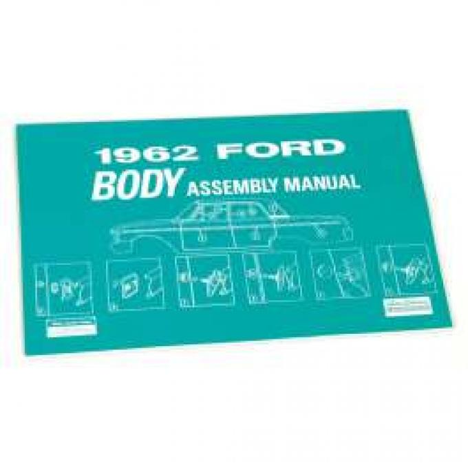 Ford Body Assembly Manual - 83 Pages