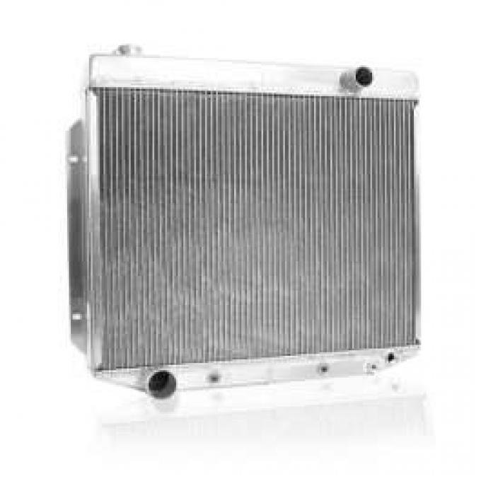 Griffin Aluminum Radiator for Automatic 1957-59 Ford