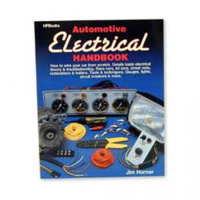 Automotive Electrical Handbook - 160 Pages