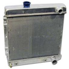 Radiator - 3 Row - Manual Transmission - 352, 390, and 427