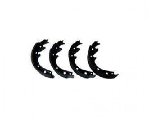 Relined Brake Shoes - 11 X 2
