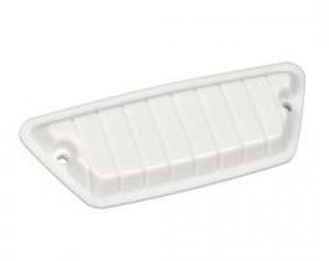 Dome Light Lens - Clear Plastic