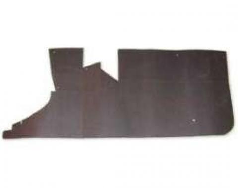 Trunk Panel Set - Cardboard - 2 Pieces