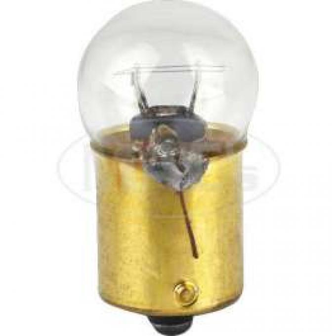 Light Bulb - 12 Volt - Single Contact Bayonet - Bulb #631